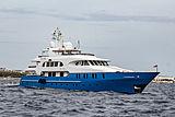 Aqua Mare Yacht Zuretti Interior Design