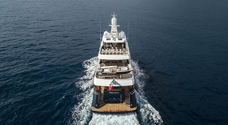 Stella di Mare cruising
