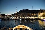 Stella di Mare during the 2018 Monaco Yacht Show