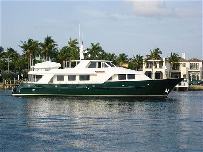 DOZER yacht Cooper Queenship