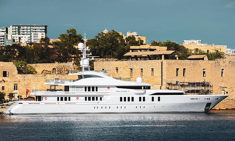 70m Talisman C in Malta