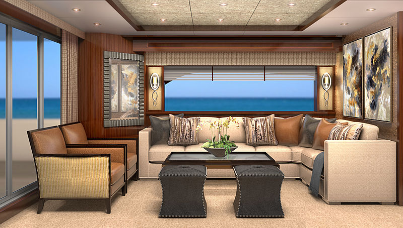 Johnson 80 interior design