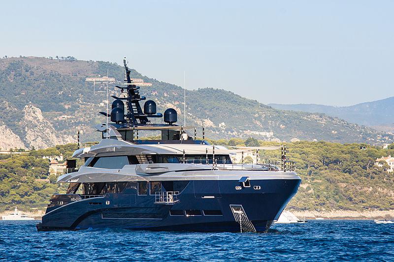 SARASTAR yacht Mondomarine