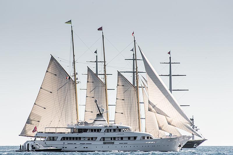 Adamas II in Monaco