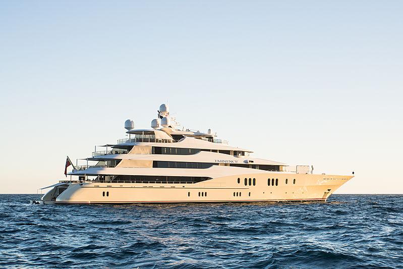 Eminence anchored in Monaco