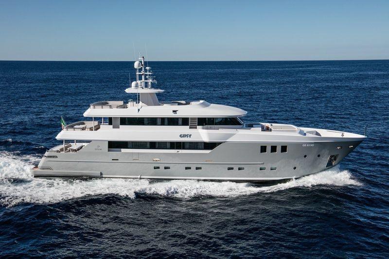 GIPSY yacht Otam