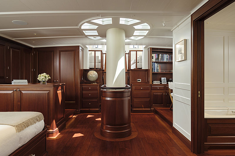 Aquarius Interior details - owners suite