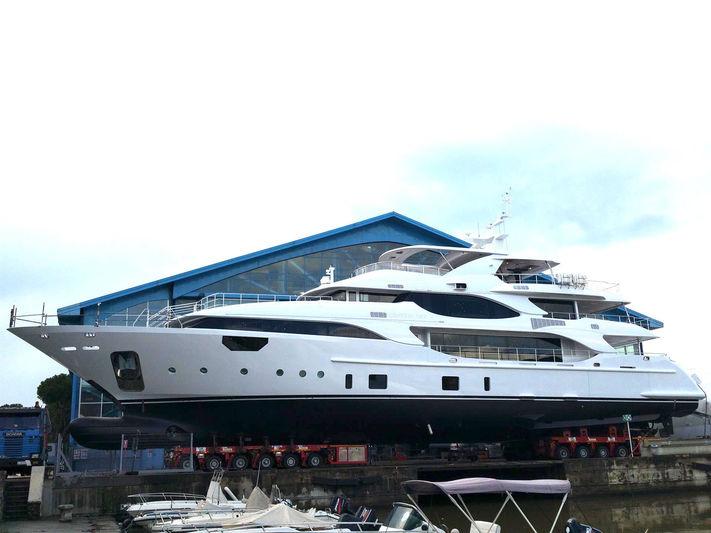 FREEDOM yacht Benetti