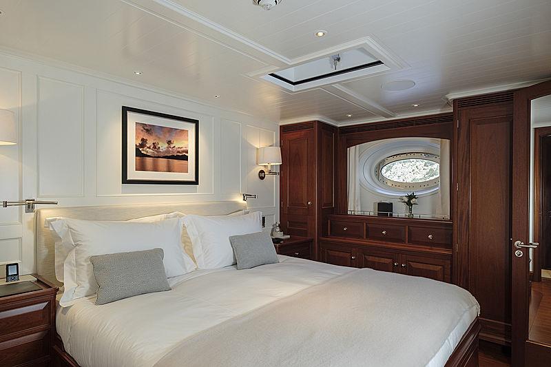 Aquarius Interior - aft luxury area