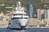 Tribu anchored in Monaco