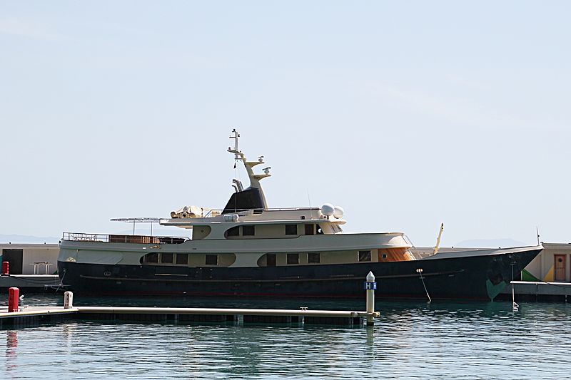 Meserret in Gökova Ören Marina