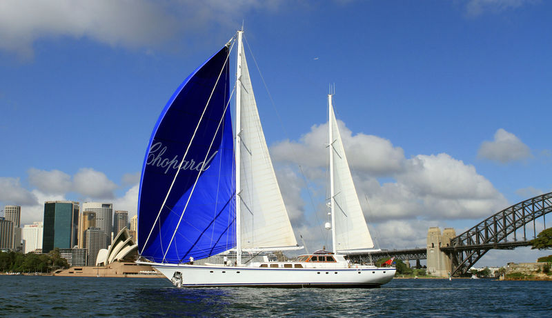 JAGARE yacht Abeking & Rasmussen