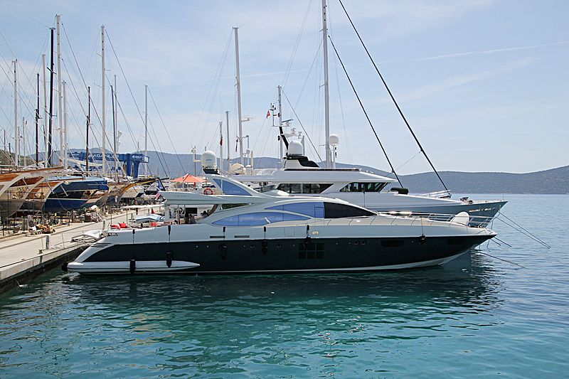 Gogamigoga in Aganlar Shipyard and Marina in Bodrum