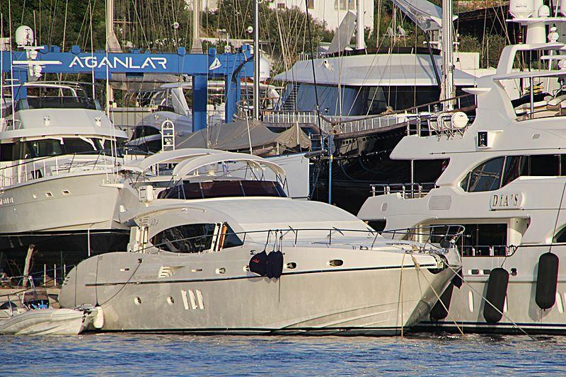 ADA yacht De Birs