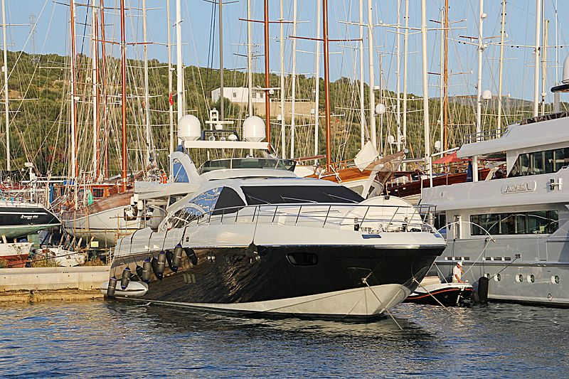 SETTE yacht Azimut