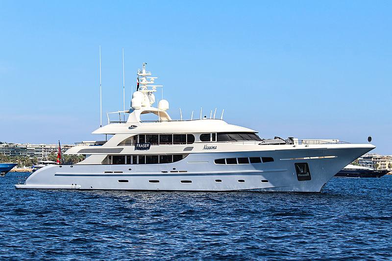 NASSIMA yacht Acico