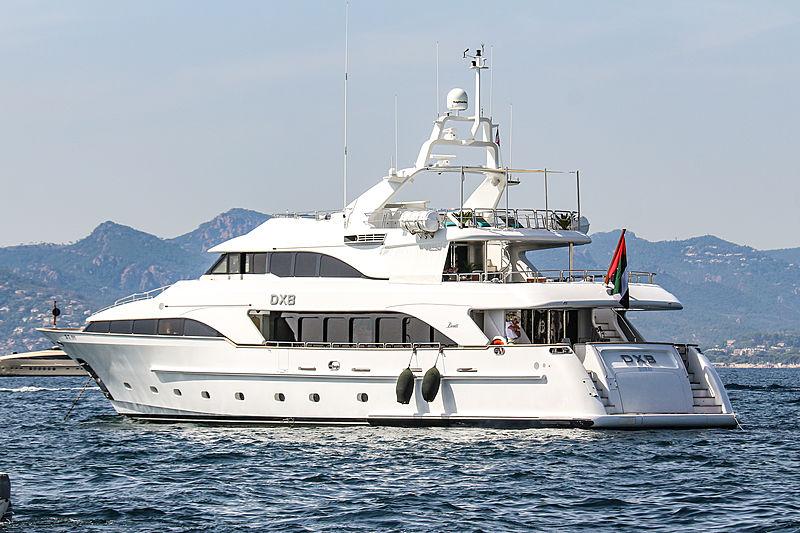 DXB yacht Benetti