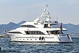 DXB Yacht 34.95m