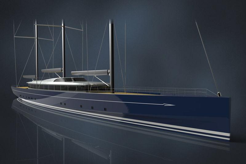 Royal Huisman Project 400