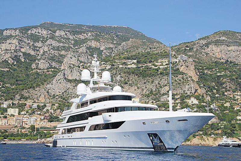 Waku off Monaco