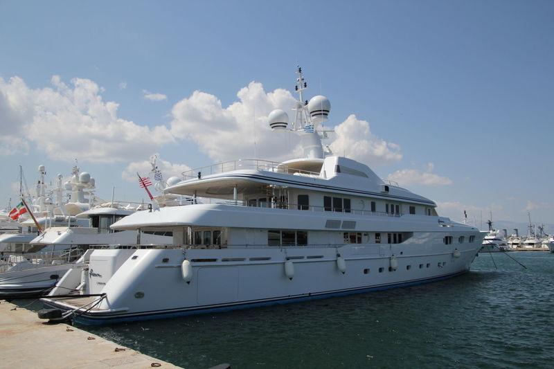 PETARA yacht Turquoise