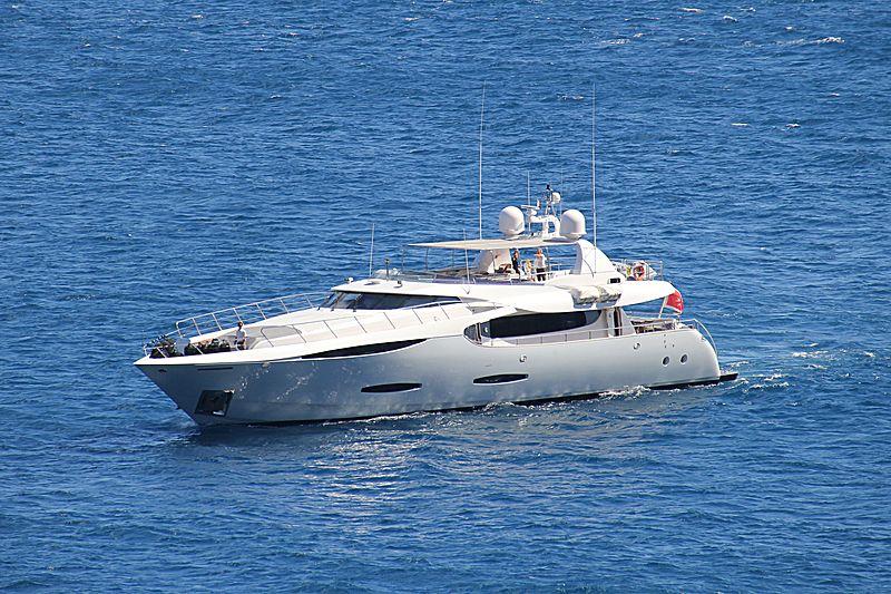 Gems cruising off Capri