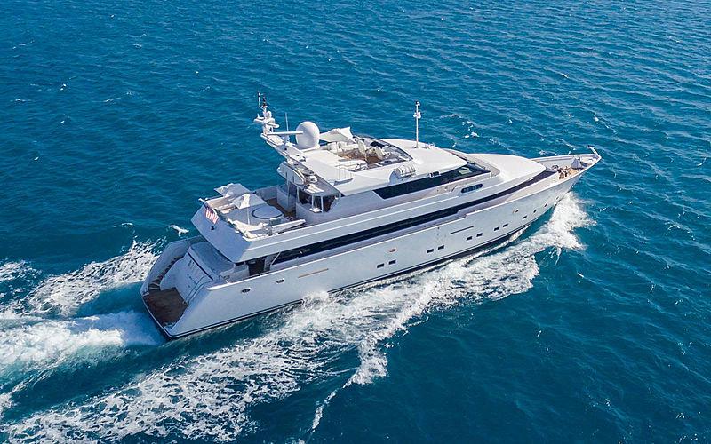 GYPSEA yacht Intermarine