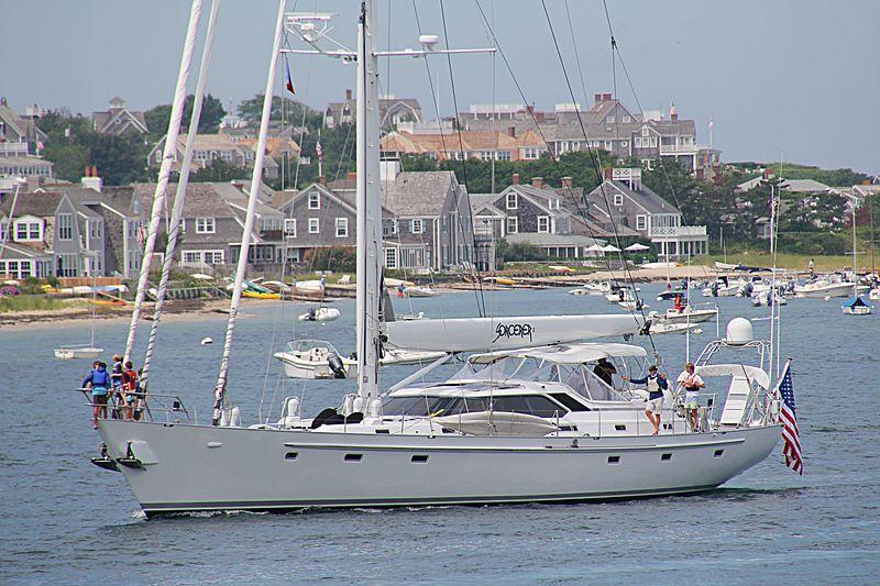 SORCERER II  yacht Cookson Boats