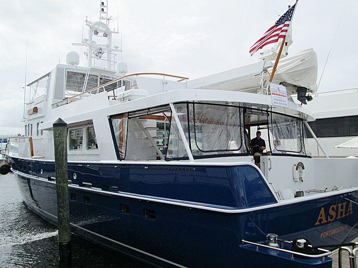 MYU yacht Palmer Johnson