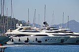 Bleu Blanc  Yacht Custom Line