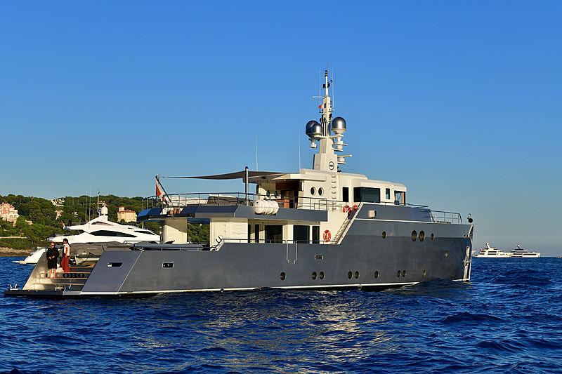 Tansu Yachts OBO in Cap-Martin
