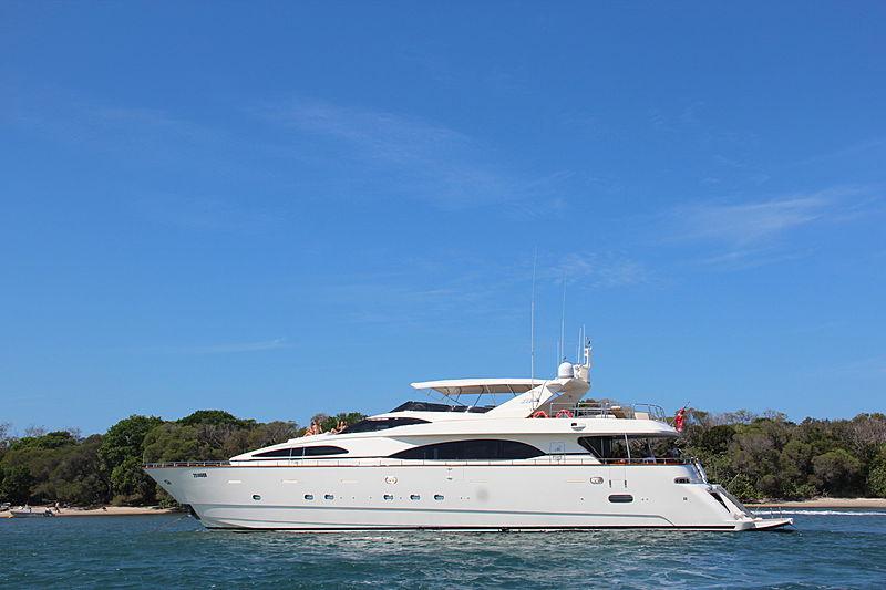 LADY PAMELA yacht Azimut