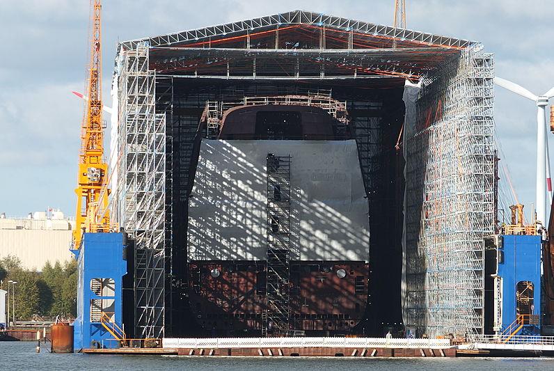 130m+ Project Solaris under construction