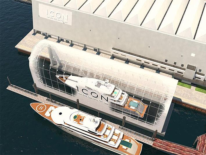 Icon Yachts Refit