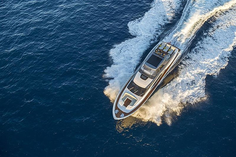 SEVENSTAR yacht Sanlorenzo