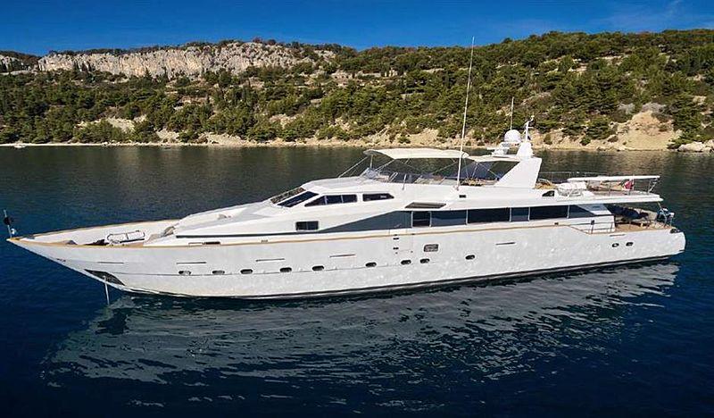 MOONRAKER II yacht Azimut