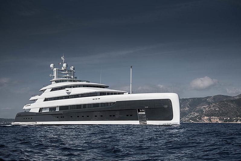 Illusion Plus motor yacht in Monaco