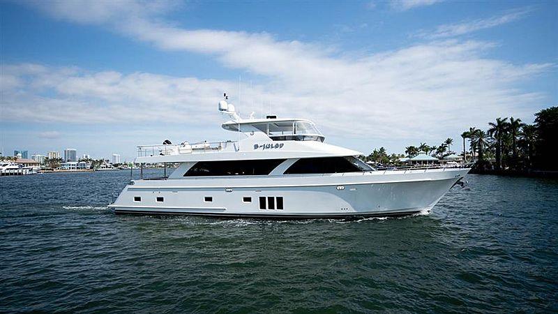 B-JULED yacht Ocean Alexander