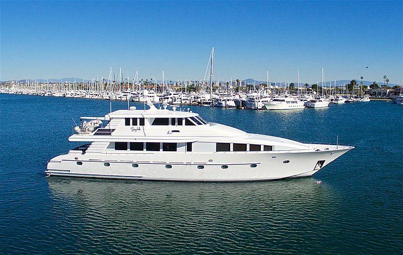 SEYCHELLE yacht Northcoast