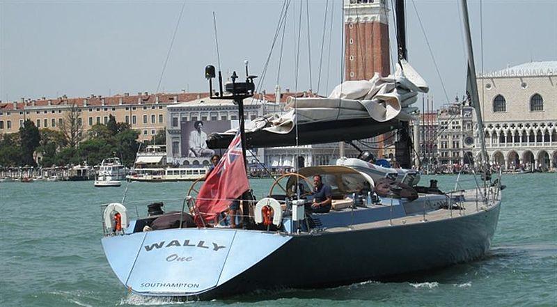 WALLY ONE  yacht Sangermani