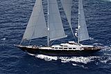 The Aquarius Yacht Sailing yacht