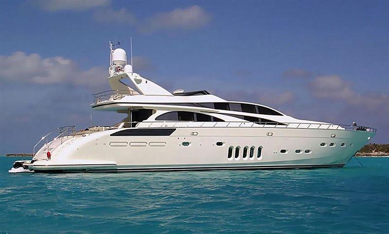 SKIANT yacht Leopard