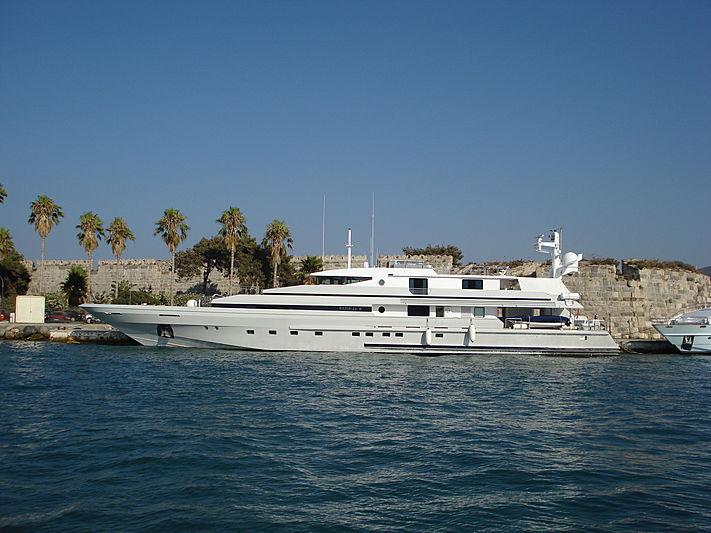 MADIBLUE D yacht Oceanfast