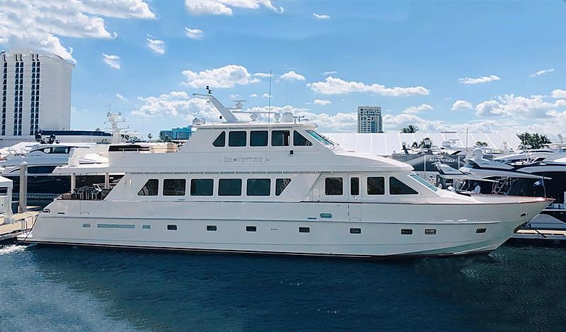 DONE DEAL yacht Hargrave