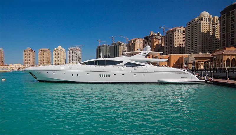SERENITY yacht Overmarine