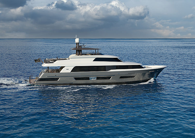 Crescent Custom Yachts - 110'