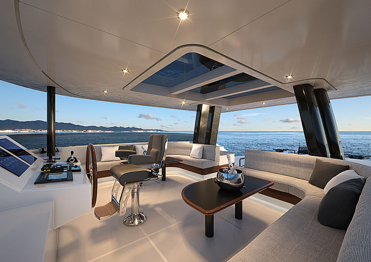 Crescent Custom Yachts 110' - Exterior