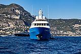 Aqua Mare Yacht 1998