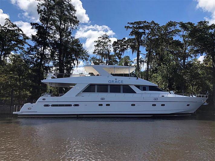 GRACE yacht Hargrave