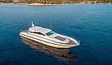 Romachris II Yacht Leopard